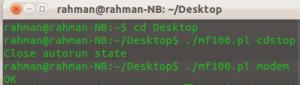 Driver Modem ZTE MF 180 Beeline di Ubuntu dan Windows