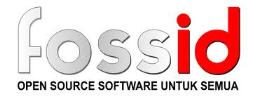 Logo FOSS Indonesia